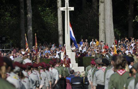 Harcerska wyprawa pamięci – Arnhem